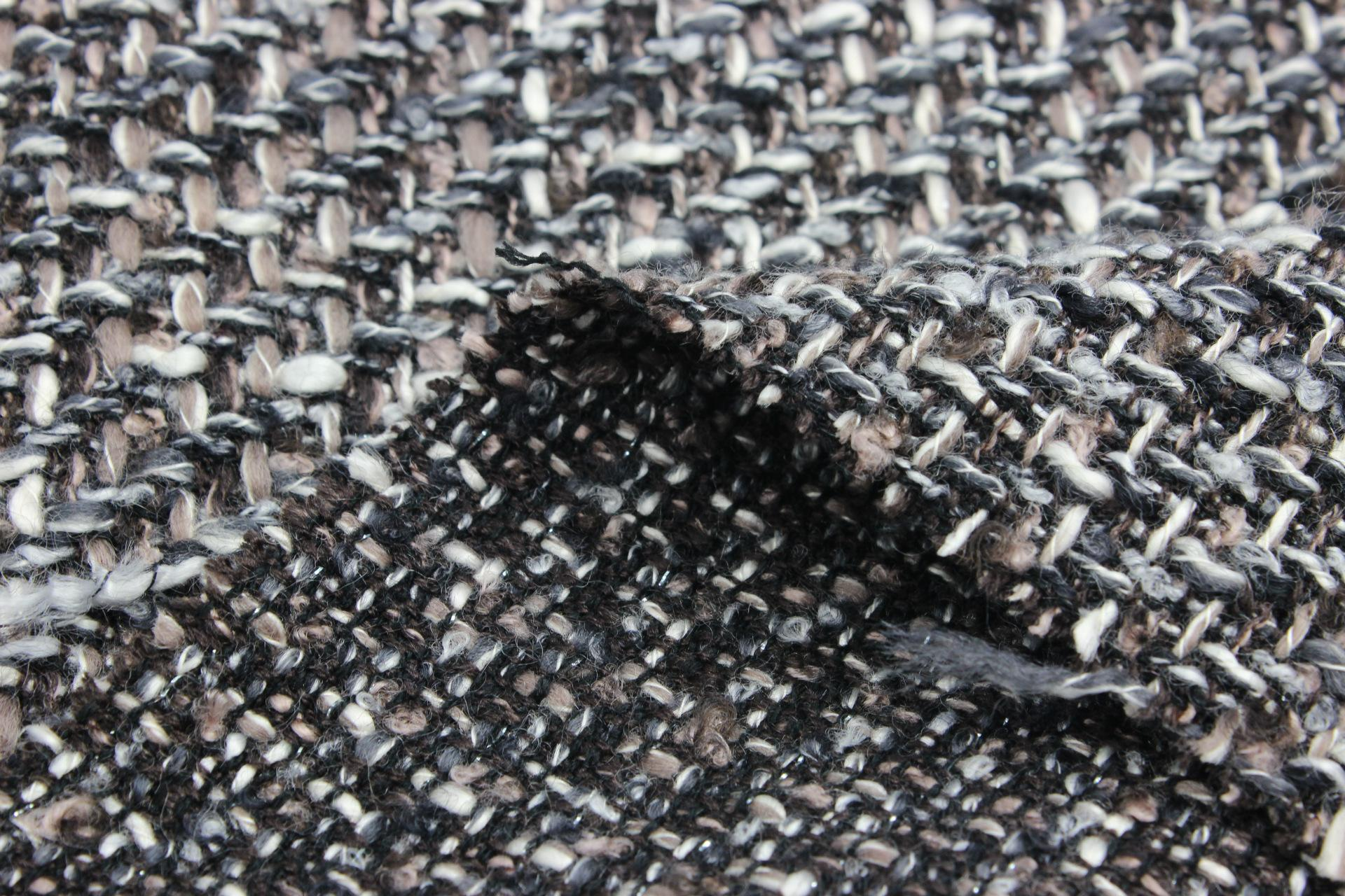 Tweed fabric Tweed wool fabric