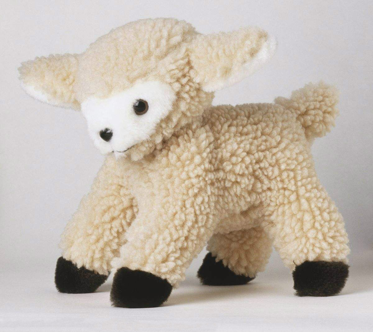 plush toys with Sherpa fabric