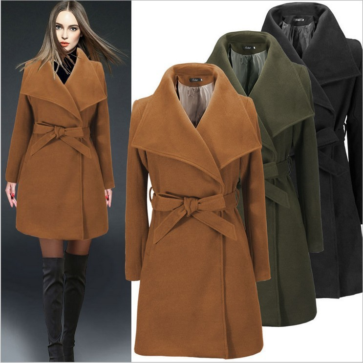 camel wool coats