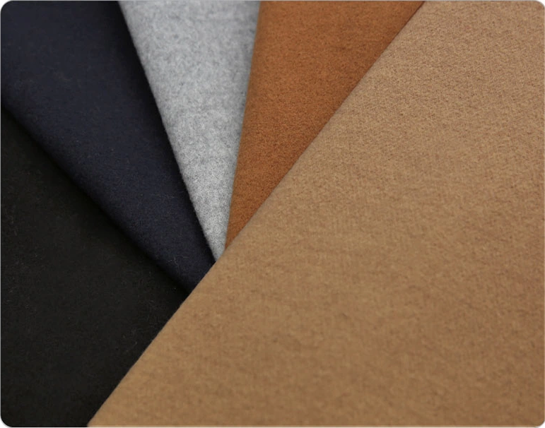 wool coating fabric supplier