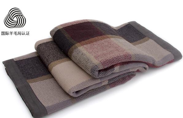 100 percent wool blankets