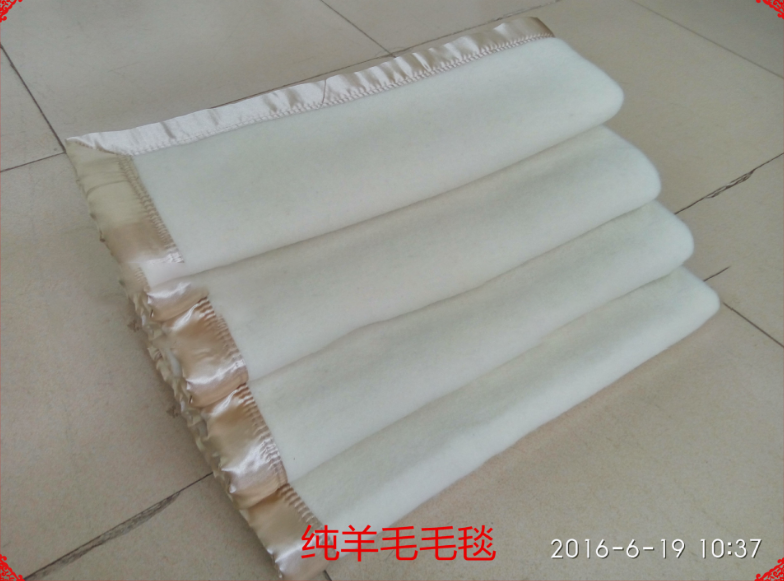 100 wool blanket supplier