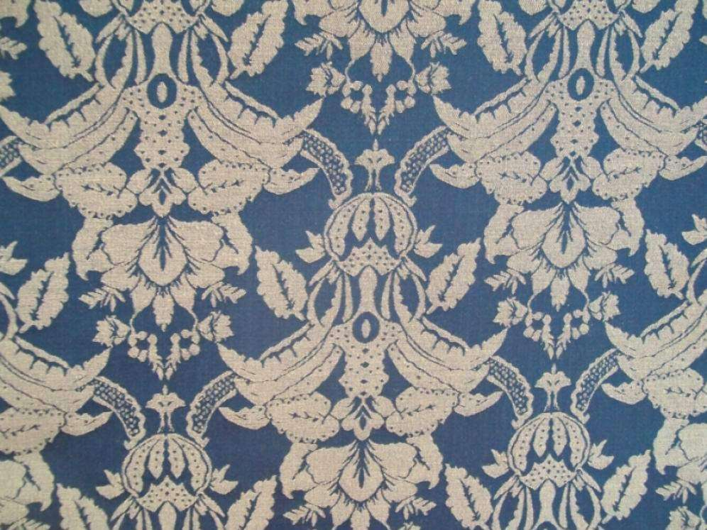 poly/cotton jacquard fabric