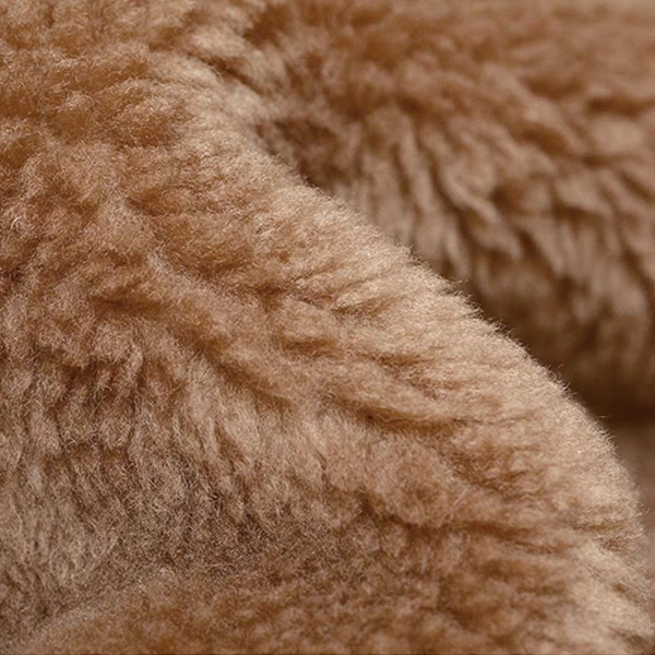 teddy bear wool fabric