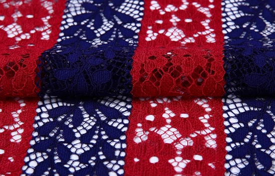 lace fabric manufacturer