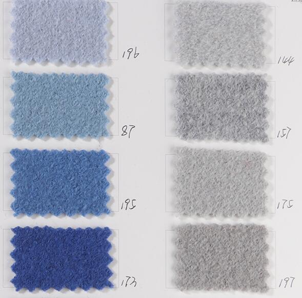 boiled wool fabric manufacturer