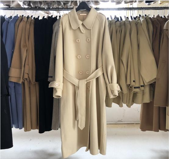 wool coat factories