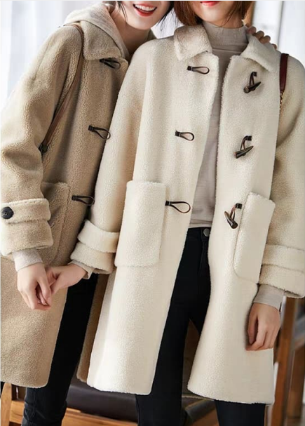 teddy bear wool coat manufacturer