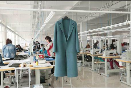 custom clothing manufacturer china