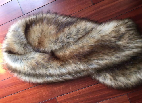 China faux fur fabric supplier
