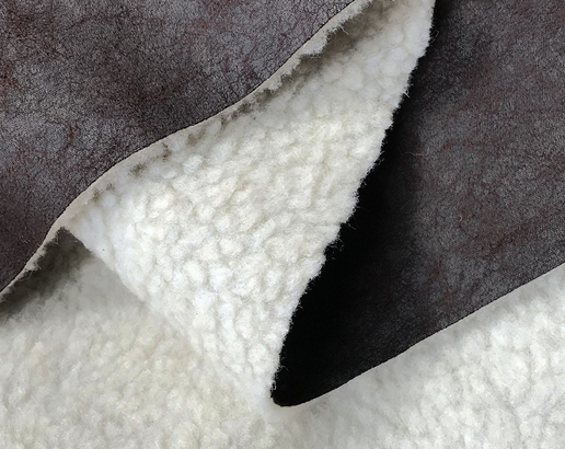 bonded Sherpa fabric supplier