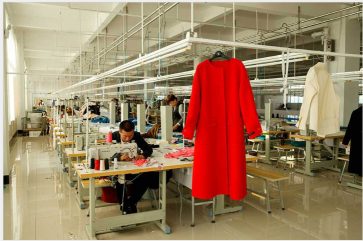 double face wool coat manufacturer