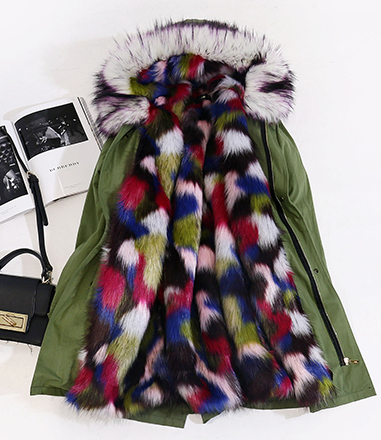 China faux fur jacket manufacturer