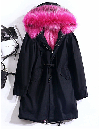 China parka manufacturer