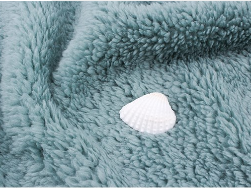 Sherpa fleece fabric supplier