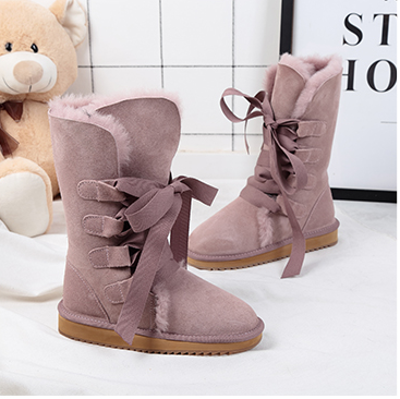 snow boot manufacturer China