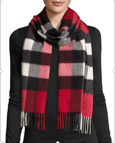 cashmere scarves supplier