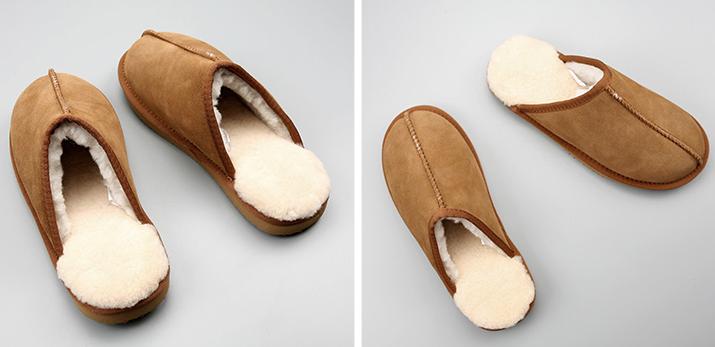 sheepskin slippers manufacturers