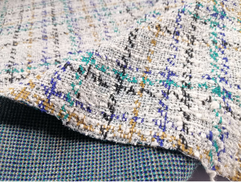 CHANEL tweed fabric supplier