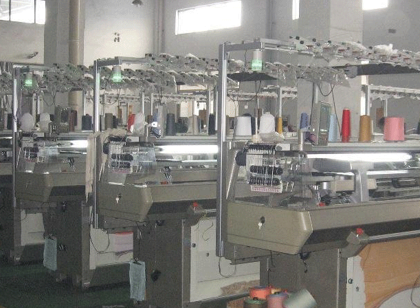 custom sweater factory