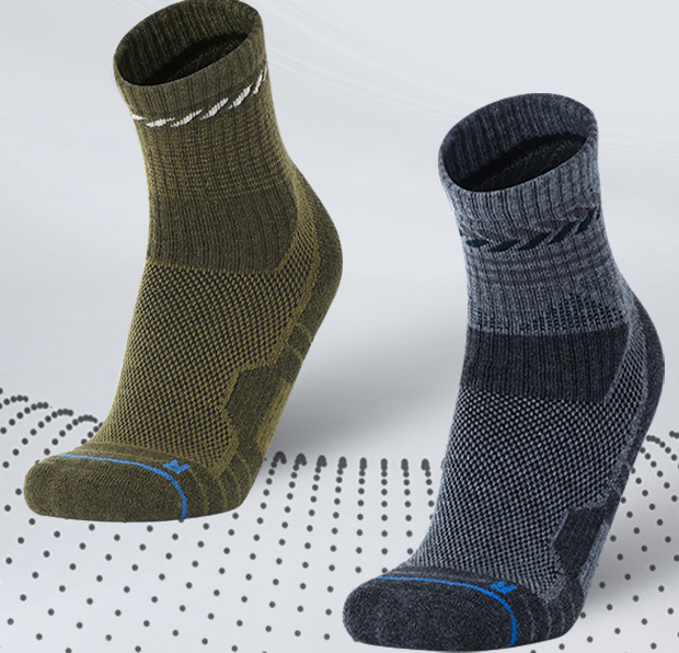 wool ski socks