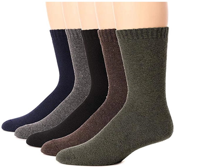 custom merino wool socks