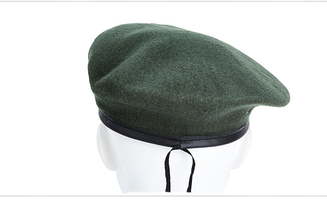 custom military berets supplier