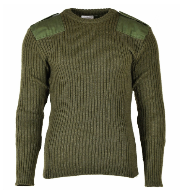 military wool sweater supplier
