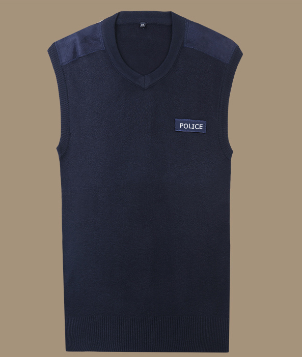 police wool sweater supplier