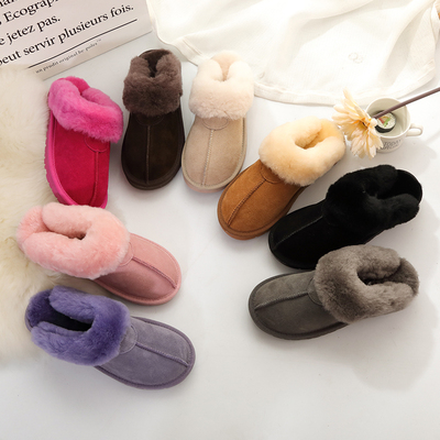 wool slippers manufacturer
