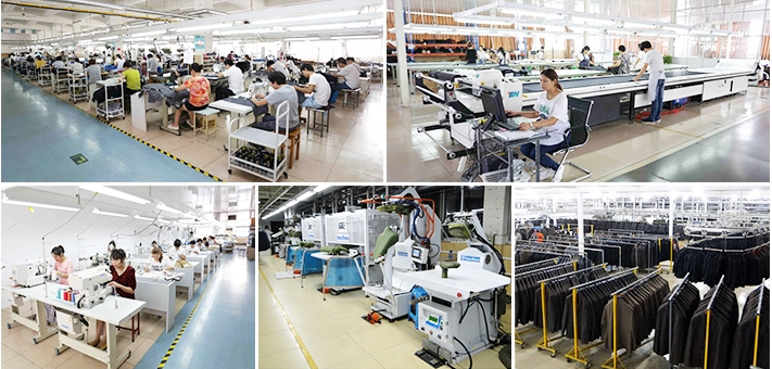 wool suit manufacturer