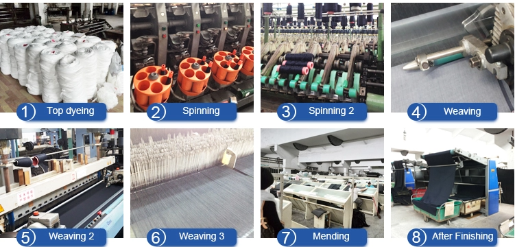 wool suit fabric manufacturer