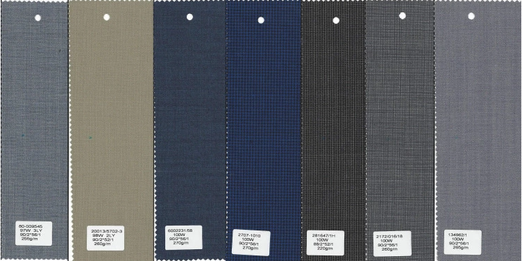 worsted wool fabric supplier